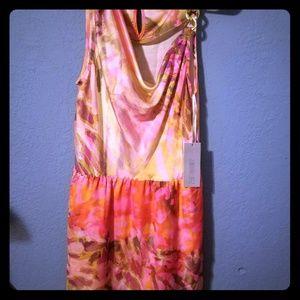 Very pretty satin Summer Dress